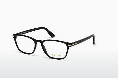 Nuċċali Tom Ford FT5355 001 - Iswed, Shiny