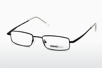 Eyewear Vienna Design UN125 04 - Black