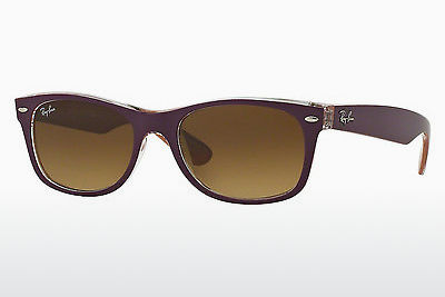 Nuċċali tax-xemx Ray-Ban NEW WAYFARER (RB2132 619285) - Vjola