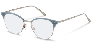 Rodenstock R7081 B titanium, light blue