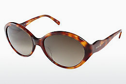 Ophthalmic Glasses Jil Sander JS646S 214 - Brown, Havanna