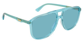 Gucci GG0262S 003 LIGHT BLUELIGHT-BLUE